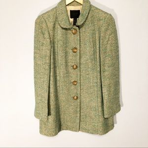 Gorgeous J Crew collection winter jacket.